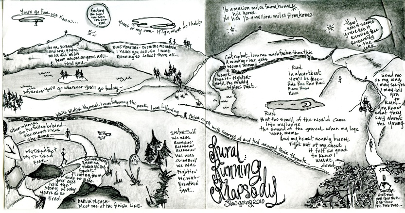 rural-running-rhapsody-playlist-cd-cover-pencil-ink-eileen-pun
